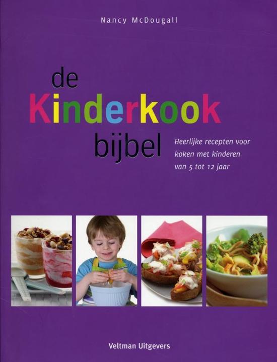 De kinderkookbijbel