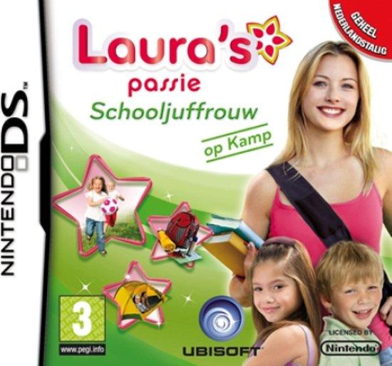 Laura's Passie Schooljuffrouw: Op Kamp