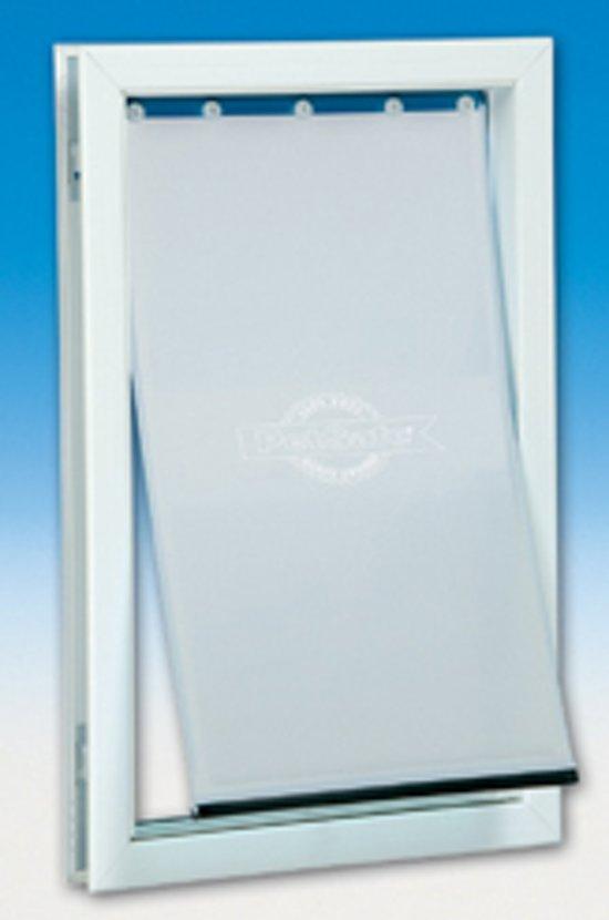 Staywell 660 Hondenluik - Tot 100 Kg - Aluminium