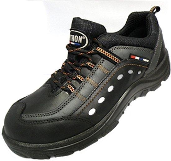 Werkschoenen Heren Sneakers.Bol Com Python Houston Safety Shoes S3 Heren Werkschoenen