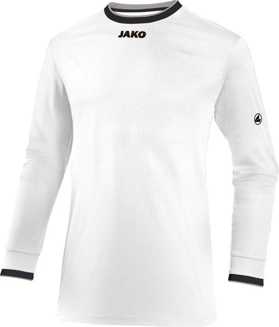 Jako United LM - Voetbalshirt - Jongens - Maat 116 - Wit
