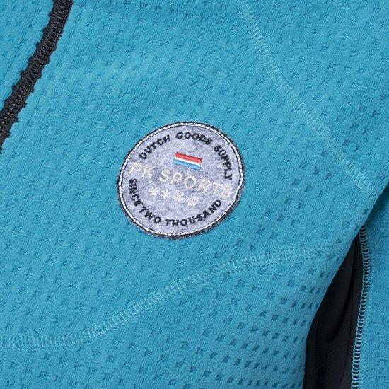 Xl International Jacket Pk Dames 42 Blue Capri Cascos Maat Fleece w6tdq8t