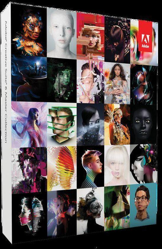 Adobe Master Collection CS6 - WIN / Nederlands