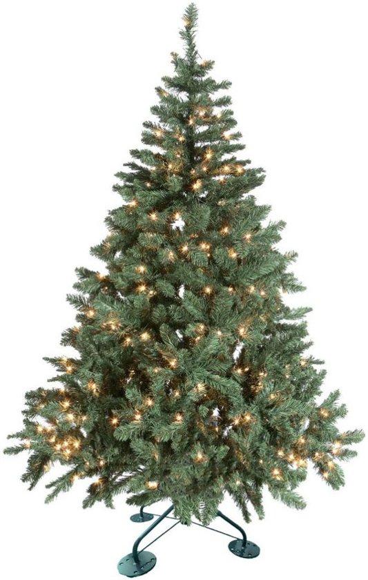 bol.com | Plastic Kerstboom Dakota voor Buiten - Lengte 240 cm - met ...