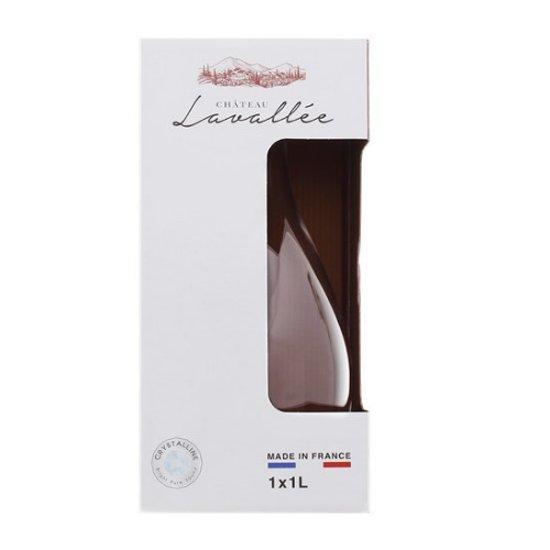 Chateau Lavallée Karaf - Water - Wijn - 1 l