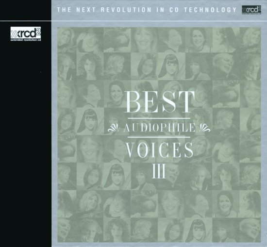 Best Audiophile Voices, Vol. 3