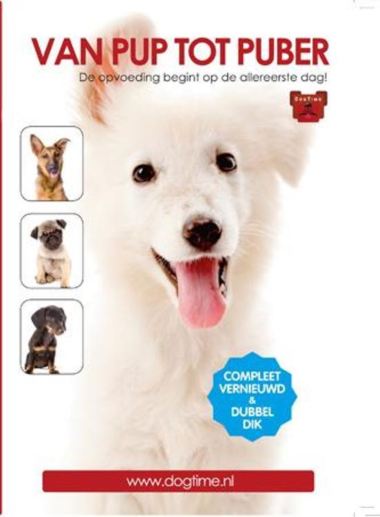 Van Pup tot Puber  Dubbel dvd van Dogtime