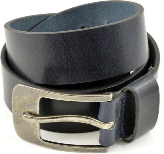 Cornerstone Herenriem Jeans 1378 - Donkerblauw - 85 cm