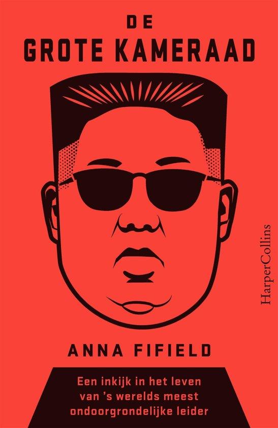 Boek cover De Grote Kameraad van Anna Fifield (Onbekend)
