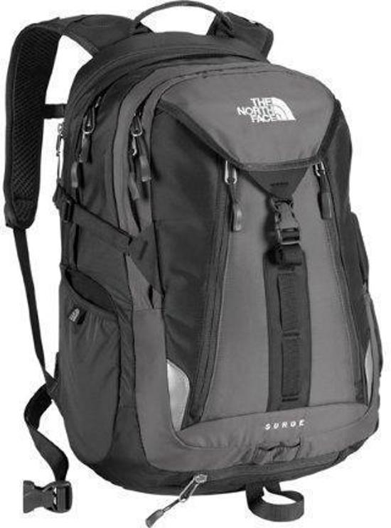 a9728939b The North Face Surge - Backpack - 33 Liter - Grijs