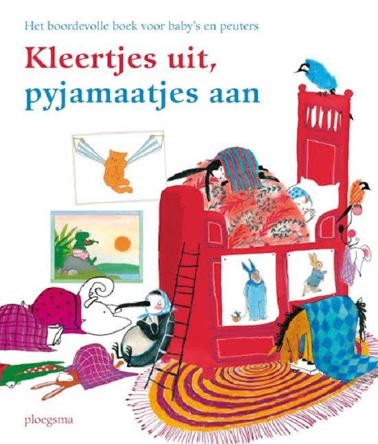 Boek cover Kleertjes uit, pyjamaatjes aan van Diverse auteurs (Paperback)