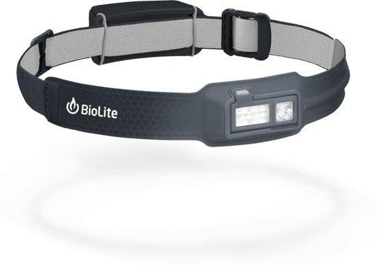 BioLite HeadLamp 330 Grey - Hoofdlamp