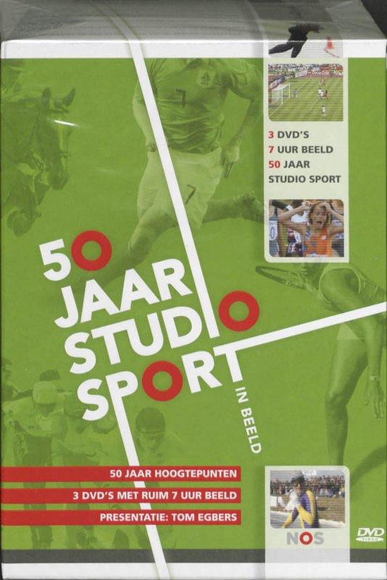 nos sport 50 jaar bol.| 50 Jaar Studio Sport (3DVD) (Dvd) | Dvd's nos sport 50 jaar
