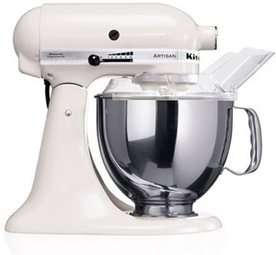 Kitchenaid Artisan Kleuren.Kitchenaid Artisan 5ksm150psewh Keukenmachine Wit