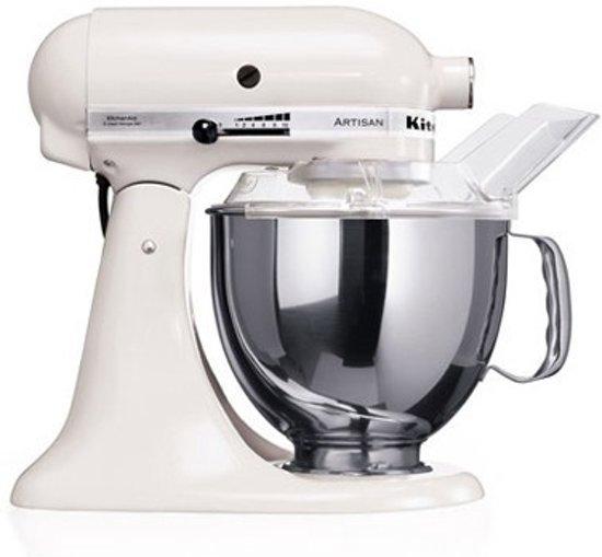 KitchenAid Artisan 5KSM150PSEWH - Keukenmachine - Wit