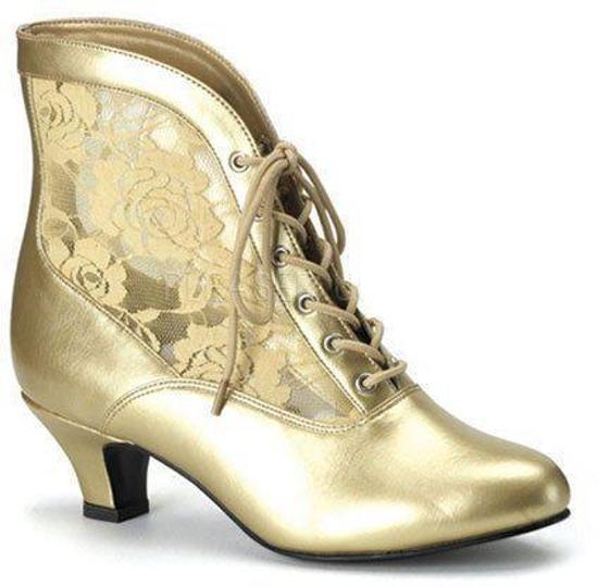 Chaussures D'or Femmes Du Moyen Age FS0x5IZ