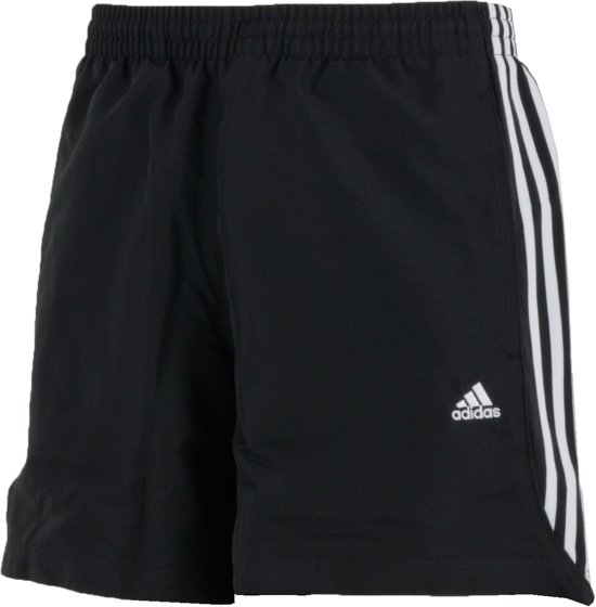adidas Essentials 3Stripe Chelsea Voetbalbroek Heren Maat S Zwart