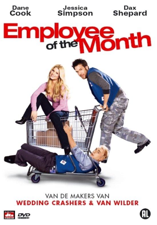 Cover van de film 'Employee Of The Month'