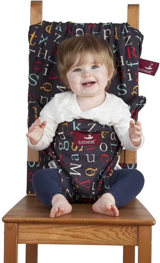 Opvouwbare Reis Kinderstoel.Bol Com Totseat Opvouwbare Kinderstoel Alphabet