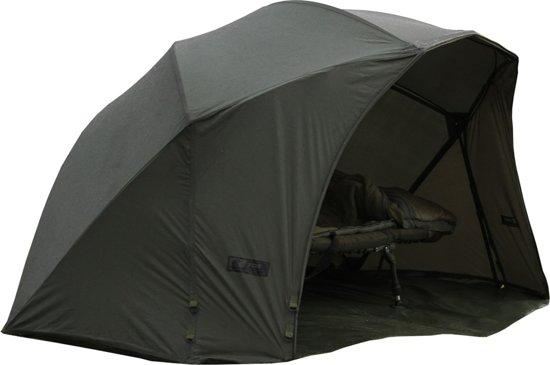 Fox supa brolly paraplu tent 260 x 105 cm groen - Tent paraplu ...