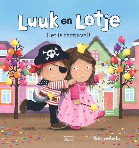 Luuk en Lotje - Het is carnaval!