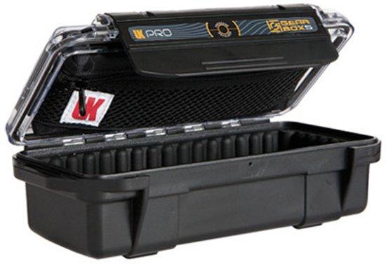 UKPro Gearbox3 schokbestendige, waterproof Case - Zwart