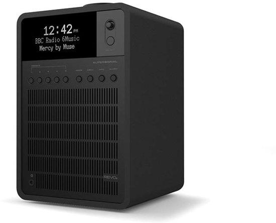 FonQ SuperSignal radio met FM, DAB+ en aptX Bluetooth