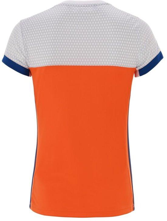 adidas KNHB Dames Thuis Shirt Shirts oranje S