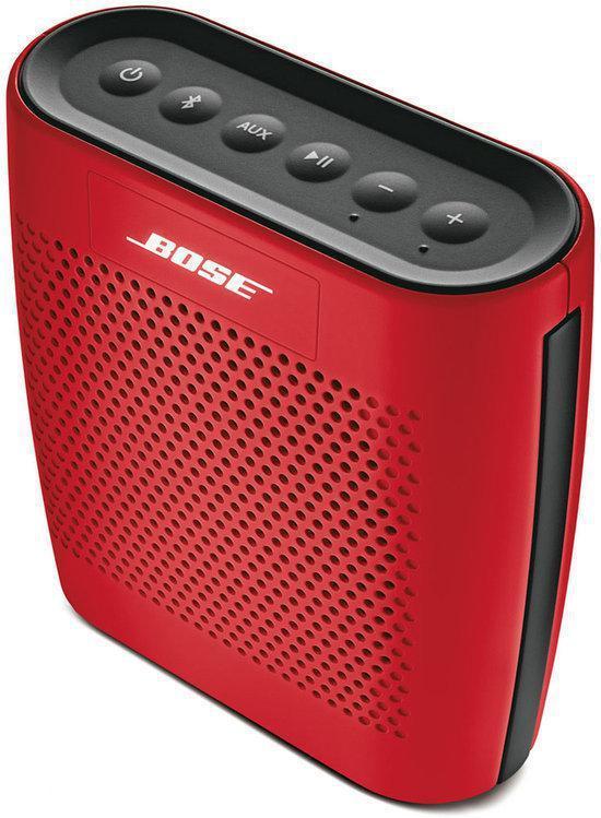 Bose SoundLink Colour - Rood