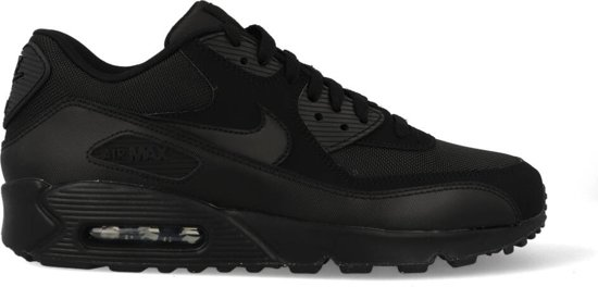 nike air max zwart heren