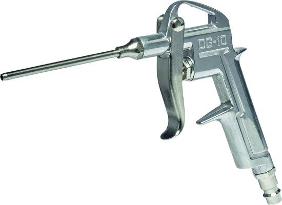 Einhell Blaaspistool lang - Geschikt voor Compressoren - Werkdruk 3-8 bar