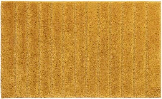 California Badmat 70x120 Oker geel