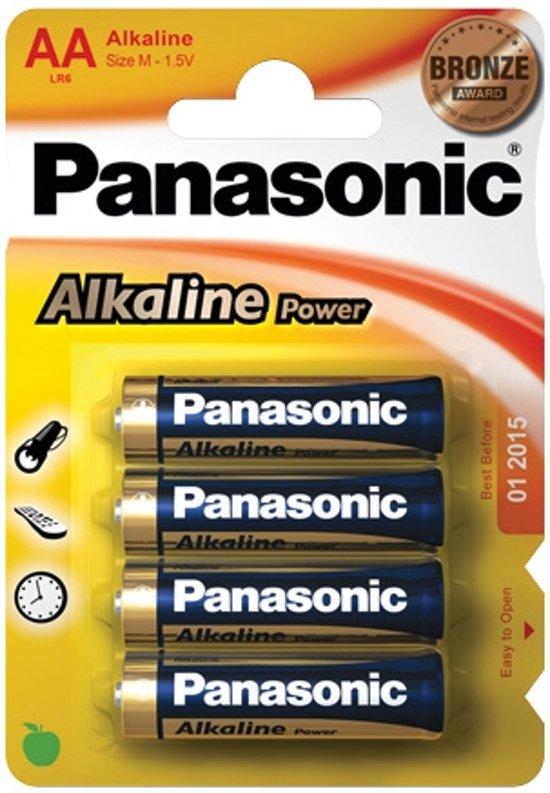 Panasonic AA Alkaline Power Batterijen