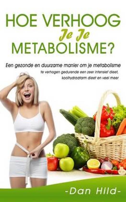 metabolisme verhogen dieet