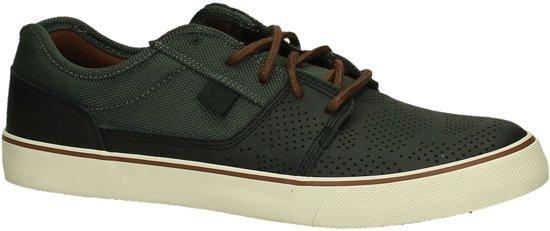 DC Shoes - Tonik Se - Sneaker laag gekleed - Heren - Maat 44 - Zwart;Zwarte - BLO -Black Camo