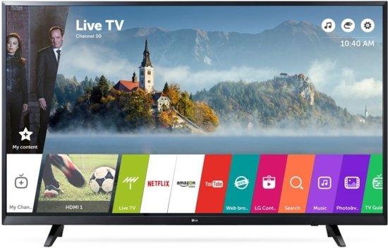 LG 43UJ620V - 4K tv
