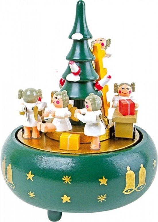 Base Toys Speeluurwerk Dennenboom