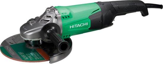 Hitachi G13STA(S)YL Haakse slijper - 600 W - 125 mm