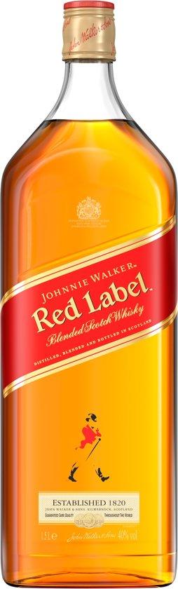 Johnnie Walker Red Label - 1,5 L