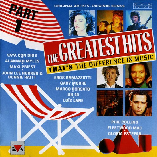 The Greatest hits: That's the difference in music part 1 (1990)