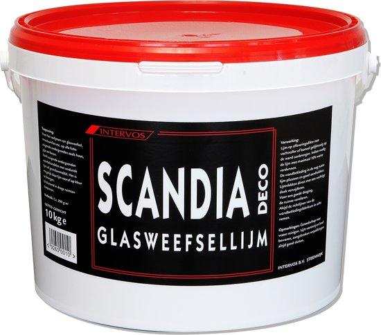 Scandia Glasweefsellijm - Glasvezellijm 1o kg