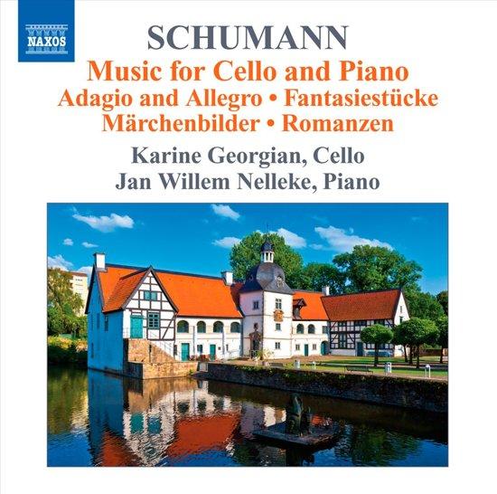 Georgian, K./Nelleke, J.W. - Music For Cello And Piano