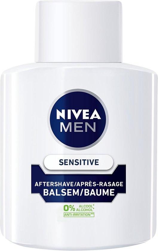 NIVEA MEN Sensitive Aftershave Balsem - 100 ml
