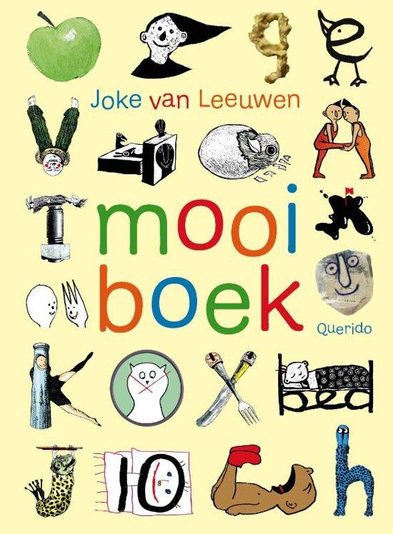 Boek cover Mooi boek van Joke van Leeuwen (Hardcover)