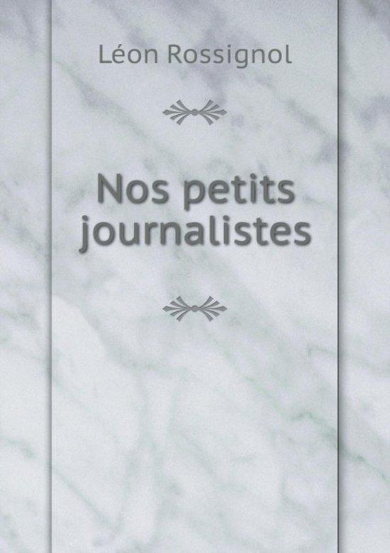 Nos Petits Journalistes