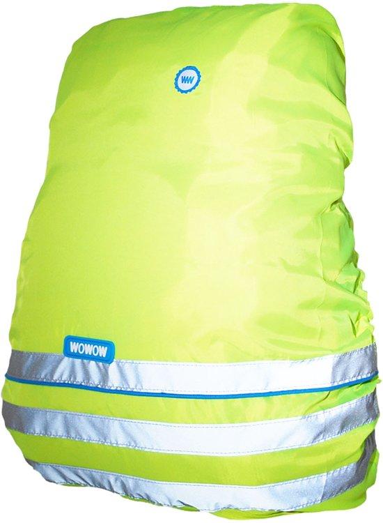 762dea3ddc8 bol.com   Wowow Regenhoes - Bag Cover Fun - rugzakhoes fluo geel