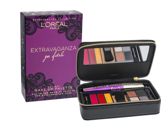 L'Oréal Paris Extravaganza goes Fatale Geschenkverpakking - Make-up