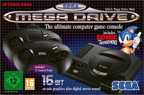 Afbeelding van SEGA Mega Drive Mini