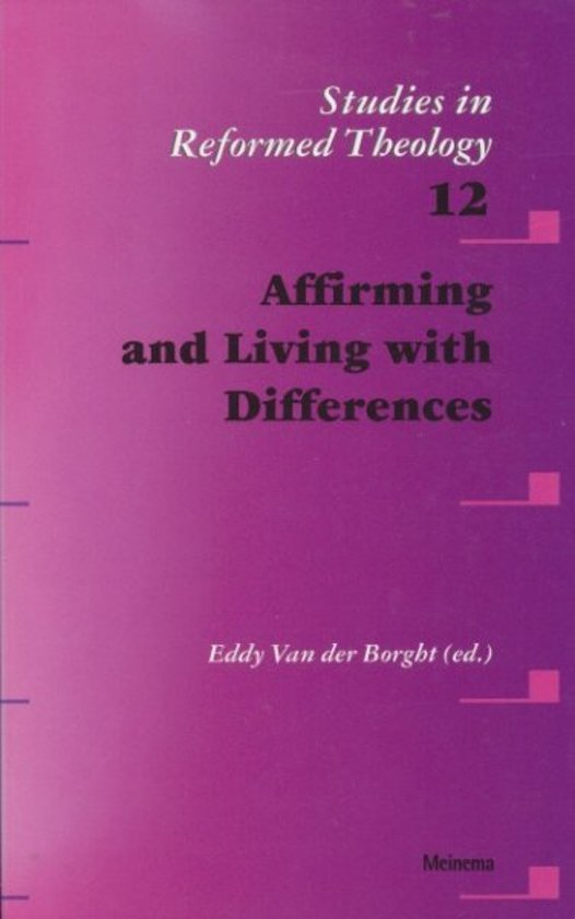 Affirming and living with differences