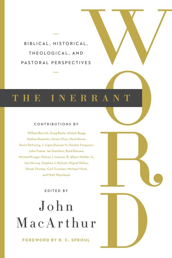 Afbeelding van The Inerrant Word